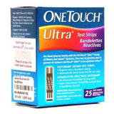 One Touch Ultra Strips (Pack of 25)