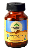 Organic India Beautiful Skin 60 Capsule