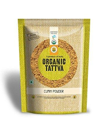 Organic Tattva Cumin Powder 100 Gm
