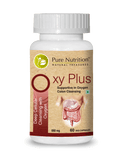 Pure Nutrition Oxy Plus 660 Mg Capsule 60