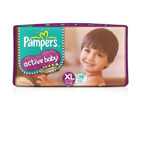 Pampers Active Baby Xl Diaper