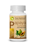 Pure Nutrition Papaya Complete 640 Mg Capsule 60
