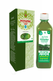 Axiom Pitpapara Juice 500 ML For Gall Gladder Stones, Acidity, fever, Eyes & Stomach Irritation