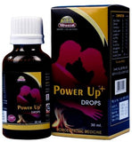 Wheezal Power Up Drops - Erectile Dysfunction & Other Men'S Sex Related Problems