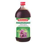 Baidyanath Punarnavarishta 450 ML For Stomach Problem, skin diseases, enlargement of liver