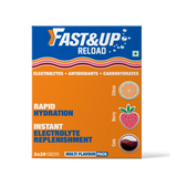 Fast&Up Reload Multi-flavour Instant Hydration Sports Drink