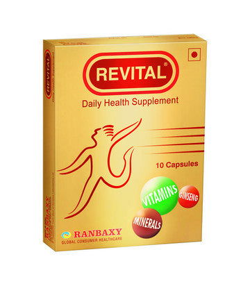 Revital H Capsule (Per tablet)