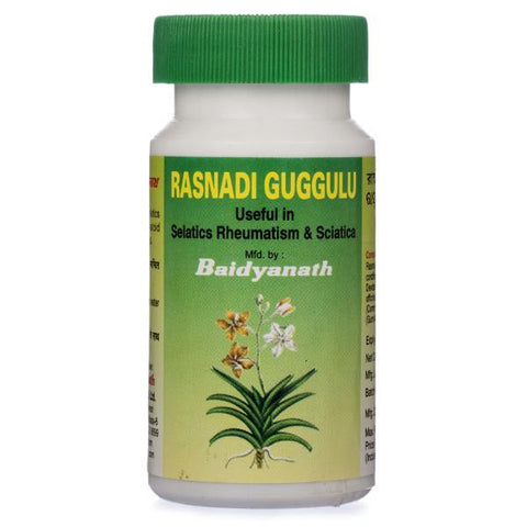 Baidyanath Rasnadi Guggulu For Muscle & Join Pain