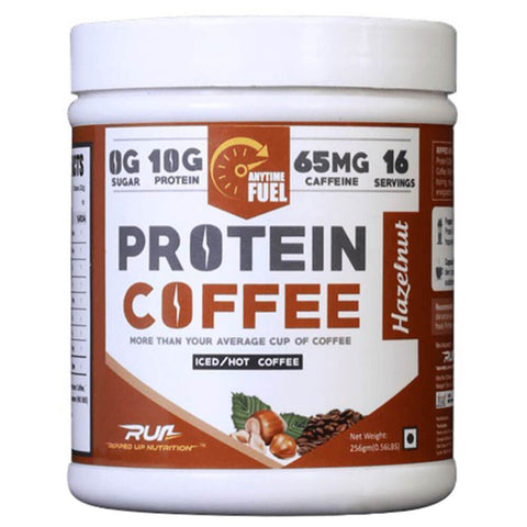 Ripped Up Nutrition Protein Coffee Hazelnut 256 GM