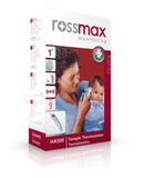 Rossmax HA-500 Temple Non Contact Thermometer