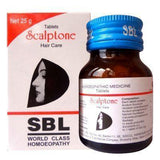 SBL Scalptone Tablets (25 GM) (Pack Of 2)