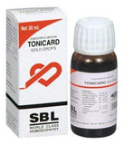 SBL Tonicard Gold Drops For Heart