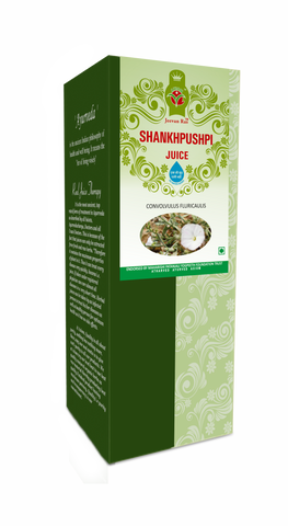Axiom Shankhpushpi 500 ML - Improve Mental Concentration