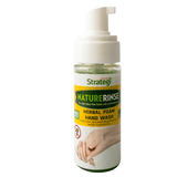 Strategi Nature Rinse Herbal Foam Hand Wash 150 ML