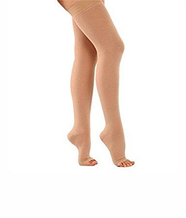 Tynor I-70 Compression Stocking Mid-Thigh Pair