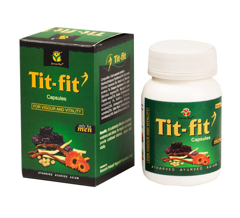 Axiom Tit Fit 15 Capsule (Pack Of 2)