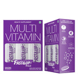 Fast&Up Vitalize Effervescent - Orange - (3 x 20 Tablets)