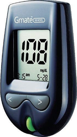 Operon Gmate Wheel With Blood Glucose Meter