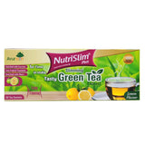 Ayurwin Nutrislim Plus Slimming Tasty Green Tea Lemon Flavor 50 Sachets