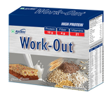 Ritebite Work Out Chocolate Classic Bar 300 GM (50GM X 6)