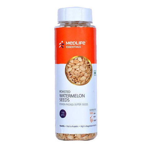 Medlife Essentials Roasted Watermelon Seeds 150GM