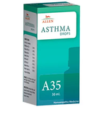 Allen A35 Asthma Drops 30 ML (Pack Of 2)