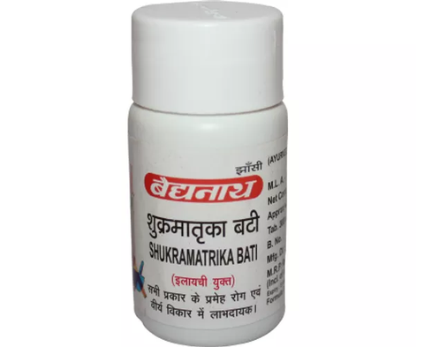 Baidyanath Shukramatrika Bati - Sex Booster For Men