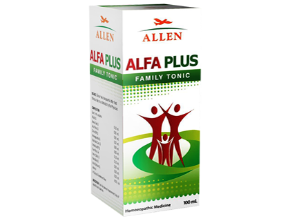Allens Alpha Plus Family Tonic For General Improvement & Stamina