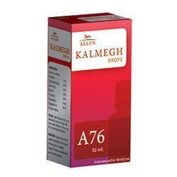 Allens A76 Kalmegh Drop - Sluggish Liver, Loss Of Appetite, Indigestion Due To Irregular Functioning Of Liver