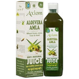Axiom Amla Juice 1L  - Reduce Blood Pressure, Protect From Cancer, Ulcers, Infections