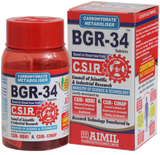 Aimil BGR - 34 Tablets For Maintaining Blood Sugar Level