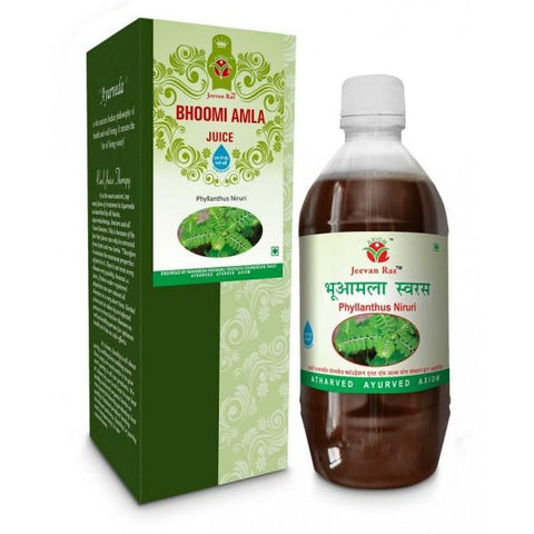 Axiom Bhoomi Amla Juice 500 ML For Liver Problems