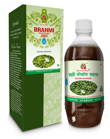 Axiom Brahmi Juice 500 ML For Brain Problem