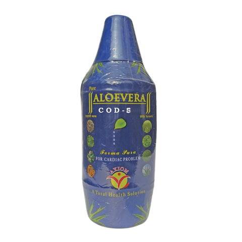Axiom Aloevera Cod 05 1L For Cardiac Problem