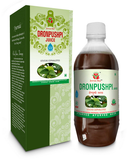 Axiom Dronpushpi Juice 500 ML For cough, Cold, Fever, Indigestion, Wounds, Premature Ejaculation
