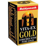 Baidyanath Vita-Ex Gold Plus Capsules - Sex Booster For Male