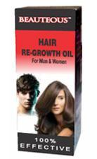 M.A Herbal Beauteous Hair Regrowth Oil