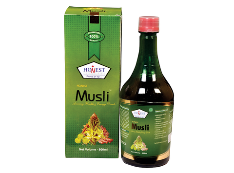 Honest Lifecare Musli Liquid