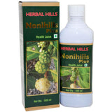 Herbal Hills Nonihills Plus Juice For Blood Sugar, Digestion