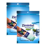 Ziminta Sugar Free Mint Mouth Freshener Blue (Pack Of 2*30 Strips)