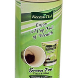 Necessitea Ready-To-Drink Tulasi & Mint Green Tea - 5 Cups