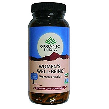 Organic India Women Wellbeing (WWB) - Regularizes Irregular Menstrual Cycles