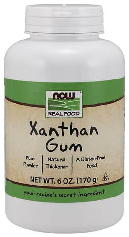 Now Foods Xanthan Gum Powder 170 Gm