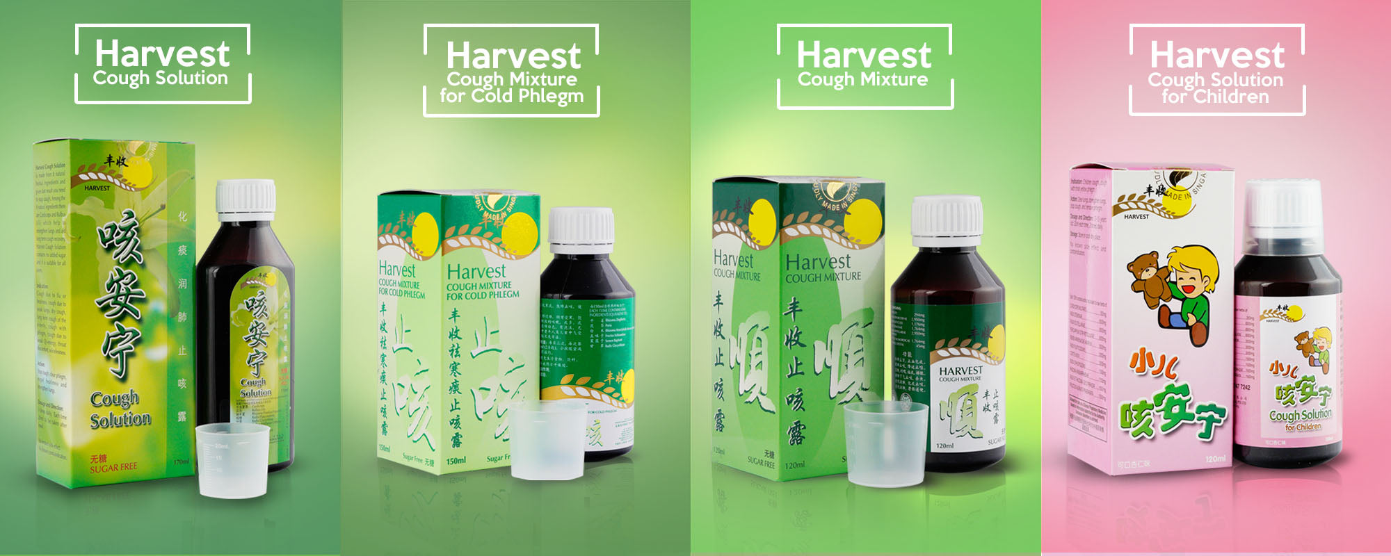 HArvest cogh Solutions
