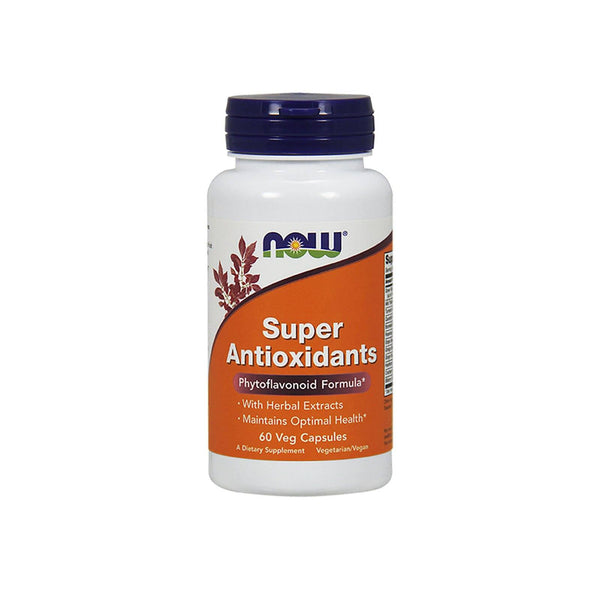 Now Foods, Super Antioxidants, 60 Veg Capsules - Bloom Concept