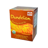 Now Foods, Organic Dandelion Tea, 24 Tea Bags, 1.7 oz (48 g) - Bloom Concept