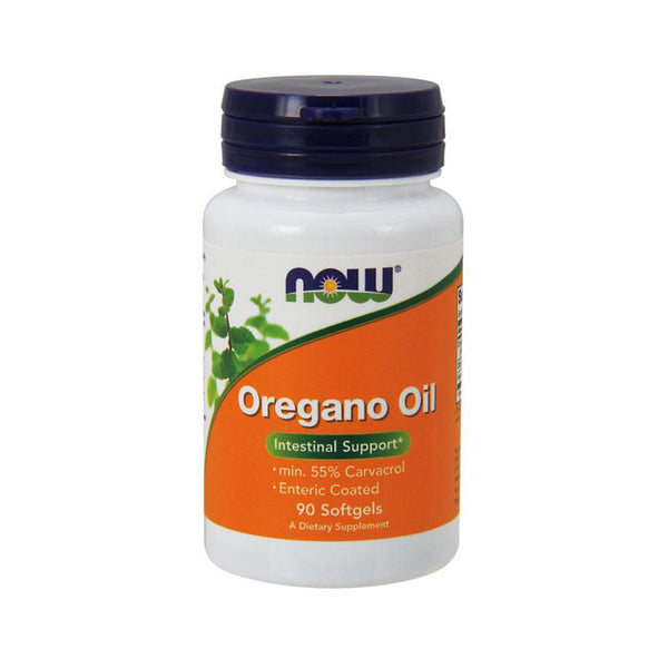 Now Foods, Oregano Oil, 90 Softgels - by Bloom Concept