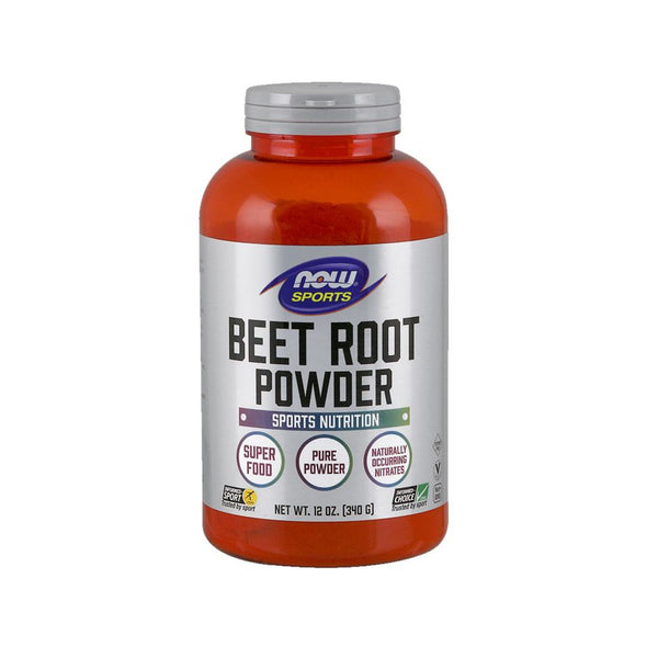 Now Foods, Beet Root Powder, 12 oz (340 g) - Bloom Concept