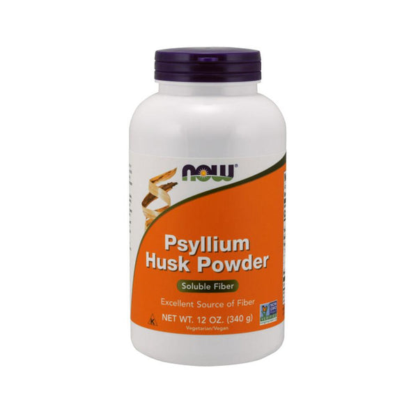 Now Foods, Psyllium Husk Powder, 12 oz (340 g) - Bloom Concept