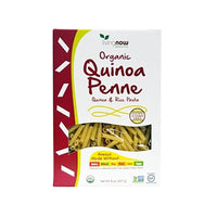 Now Foods, Real Food, Organic Quinoa Penne, Quinoa & Rice Pasta, 8 oz (227 g) - Bloom Concept